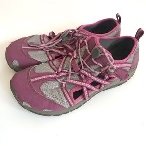 Chaco Kids Girls Outcross Water Hiking Sport Shoes